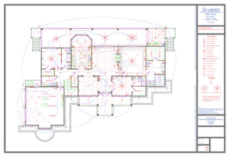 Electrical Floor Plans | 28 electrical plan black and white electrical plan