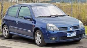Renault Clio Sport 2004 Renault Clio 2004