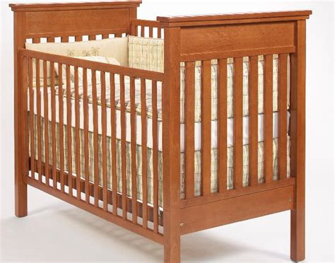 Dutailier Crib by Dutailier Recalls Drop Side Cribs Due To Entrapment