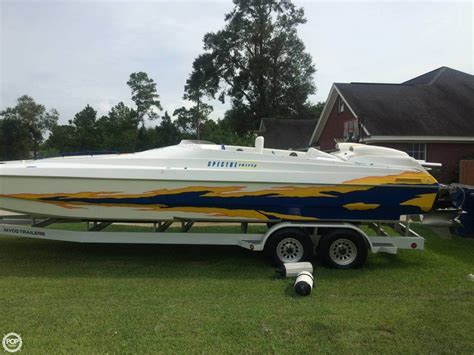 spectre boats for sale 2001 used spectre 30 cat high performance boat for sale