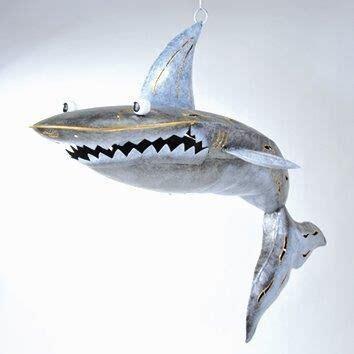 baby shark metal 20 5 quot baby shark hanging bali garden only 99 99 at garden fun
