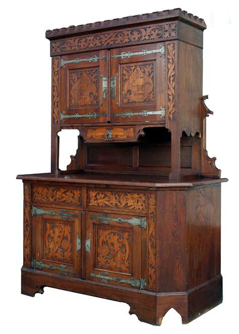 antique couches antique gothic oak cabinet for sale antiques com