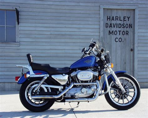 Harley Davidson Types by Motorcycle Types Styles