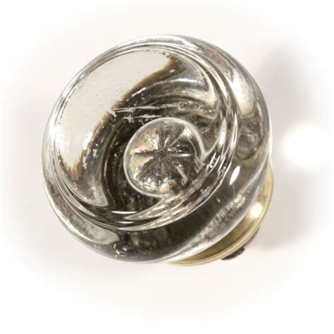 Glass Door Knobs Vintage Antique Glass Door Knob Sets Ndk80 Four Available For Sale Antiques