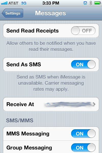 phone text template read receipt iphone tips and tricks business insider