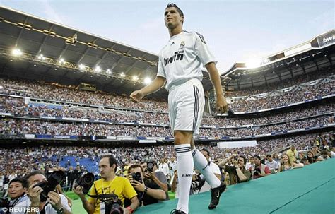 ronaldo juventus introduction cristiano ronaldo s six seasons at real madrid vs manchester united sportsmail compare his