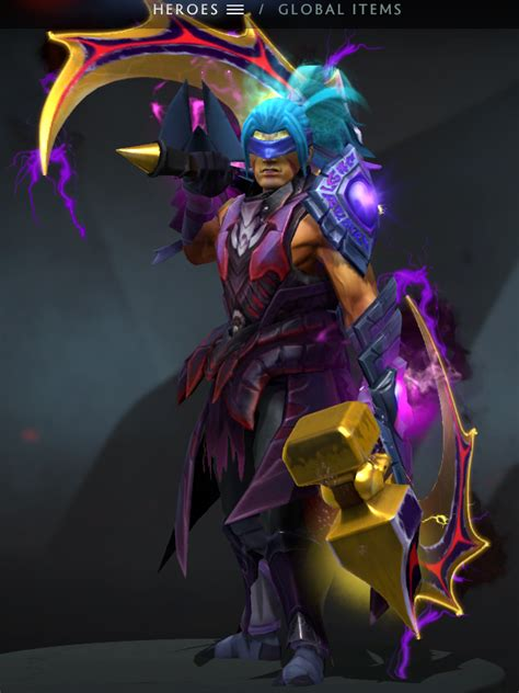 Dota 2 Anti Mage anti mage cosmetics tier list in comments