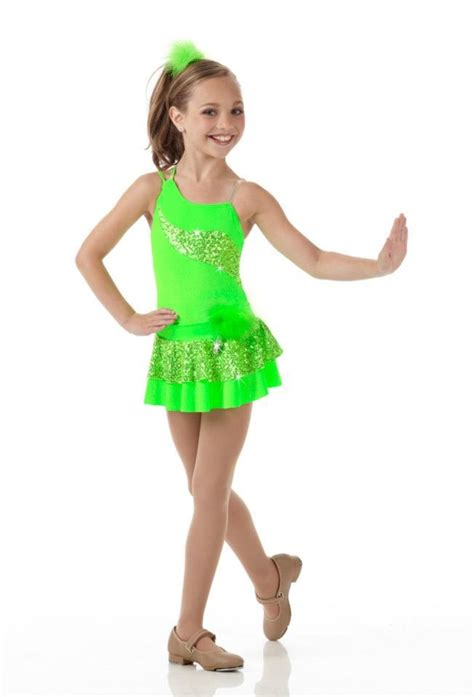 maddie ziegler dance moms dancer maddie ziegler modeled for quot cicci dance quot 2010 2011