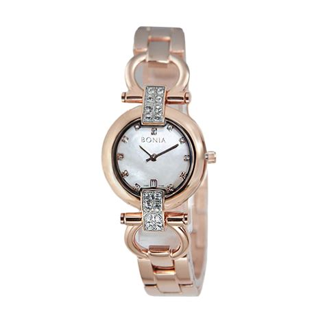 Bonia Merica Bn09 Black Blue image jam tangan bonia jualan jam tangan wanita