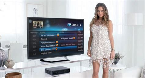 direct tv commercial actress hannah davis hilarious new directv genie commercial great ads