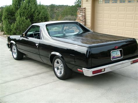 the el camino chevy el camino ss