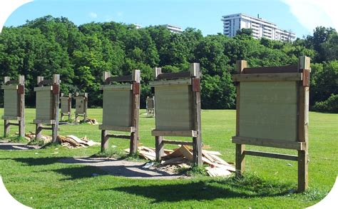 backyard archery range to 19 yards making 20 yards the minimum safe distance