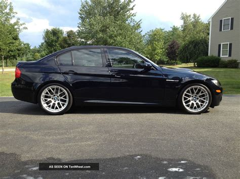2011 M3 Sedan by 2011 Bmw M3 Coupe Competition Package
