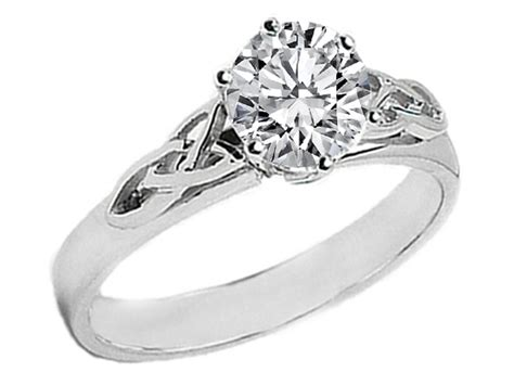 celtic engagement rings from mdc diamonds nyc