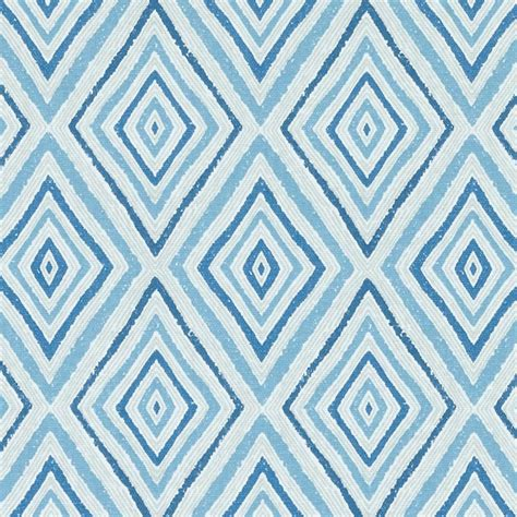 indigo blue upholstery fabric blue cotton ikat upholstery fabric indigo blue by