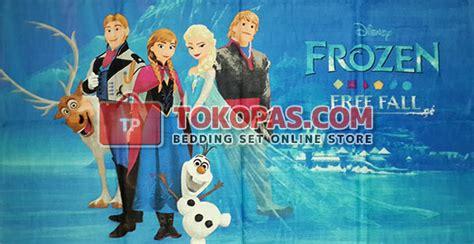 Correction Karakter Kartun Frozen Pony grosir handuk karakter dixon motif kartun anak disney murah