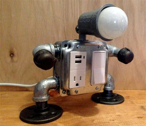 Usb Robot robot l with usb outlet