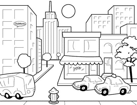 coloring book new york new york coloring pages