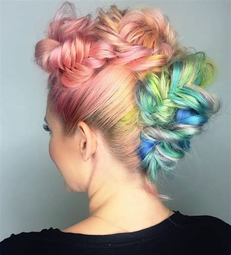 rainbow hairstyles games 65 best images about rainbow radiant hairstyles on