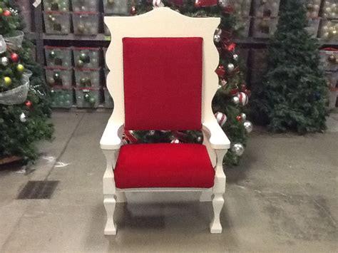 santa chairs