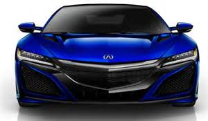 Acura Nsx Colors New 2017 Acura Nsx Type R Preview On Specs Price Auto Fave