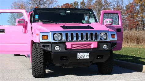 hummer limousine pink pink limos pink hummer stretch limo chicago pink panther
