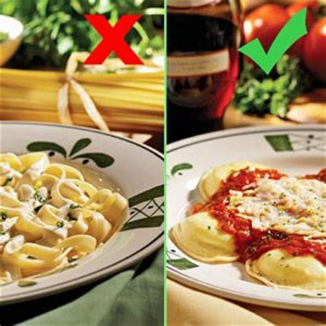 Olive Garden Healthy Options by 17 Best Images About Fast Food On Taco Bells