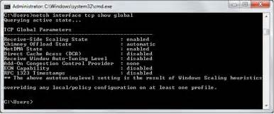 Windows 7 Tcp Auto Tuning Disable by Disable Tcp Ip Auto Tuning On Windows 7 Vm Virtualizations