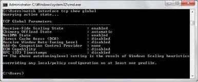 Windows 7 Netzwerk Autotuning by Disable Tcp Ip Auto Tuning On Windows 7 Vm Virtualizations