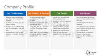 Sonderrabatt company profile design template psd