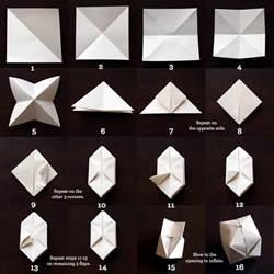 origami le anleitung origami de no 235 l 6 id 233 es avec des de pliage