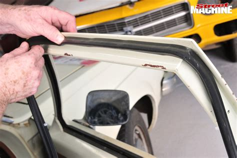 How To Seal A Car Door From Leaking by How To Replace Worn Car Door Weatherseals Tech Diy Tips