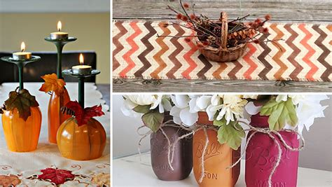 Handmade Thanksgiving Decorations - thanksgiving handmade decorations 28 images 25 best