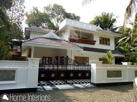 kerala home design 3000 sq ft 3000 square feet double floor traditional budget home design