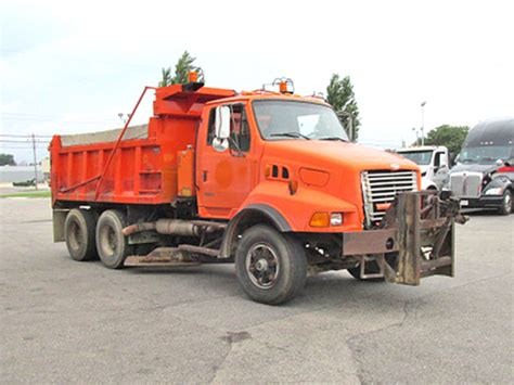 truck in michigan sterling dump trucks in michigan for sale 17 used trucks