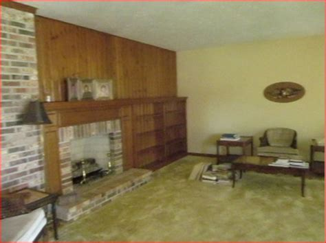 80s living room early 80 s living room with brick wall and built in shelves