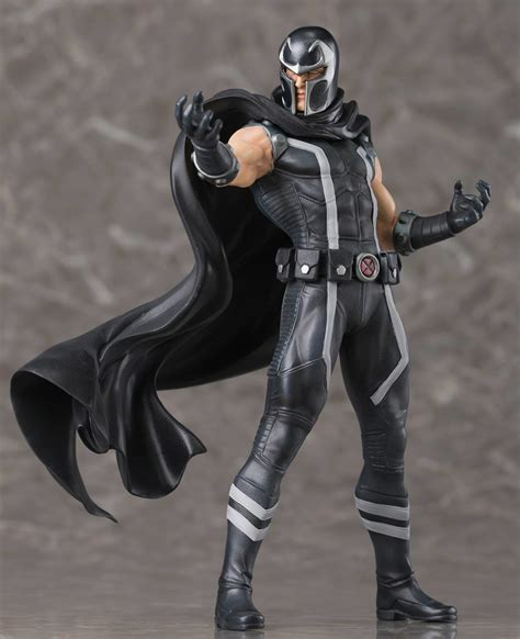 Figure X Xmen Magneto Marvel kotobukiya magneto artfx statue revealed photos