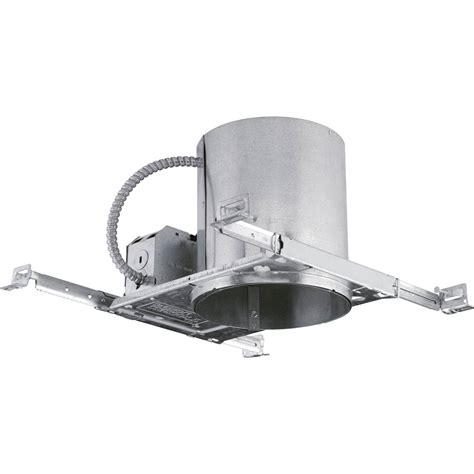new construction air tight ic and non ic housing p87 led