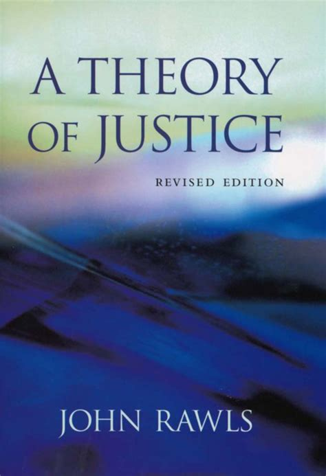 A Theory Of Justice social justice building