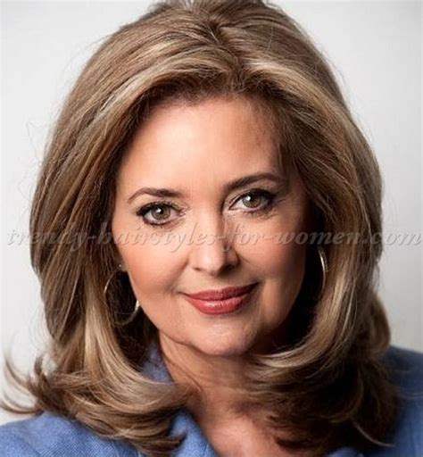 trendy medium length hair for over seventies 278 best images about hairstyles for women over 50 on
