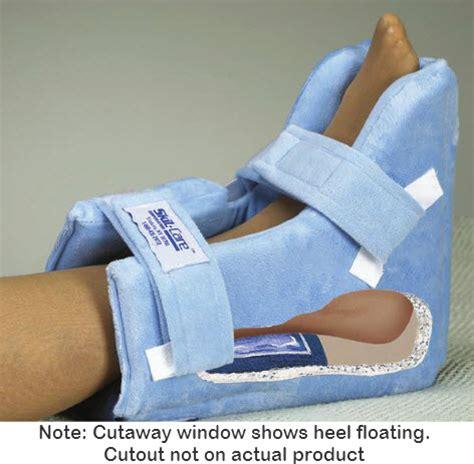 skil care original heel float boot