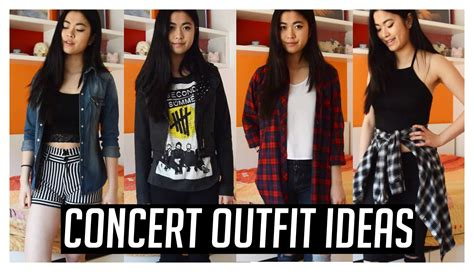 what to wear to house music concert what to wear to a concert concert music festival outfits ideas concert lookbook