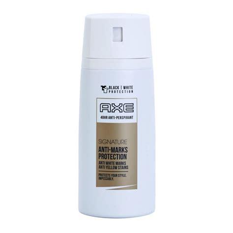 Parfum Axe Signature axe signature d 233 o spray pour homme 150 ml notino fr