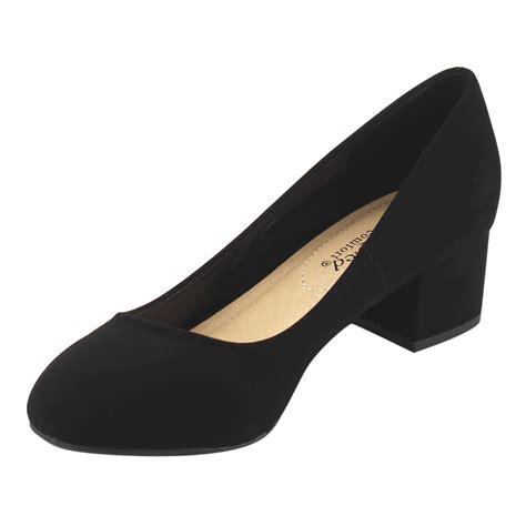 womens comfort pumps cityclassified comfort if05 women s slip on wrapped block