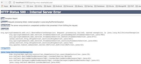 null pointer exception at layoutinflater java lang nullpointerexception journaldev