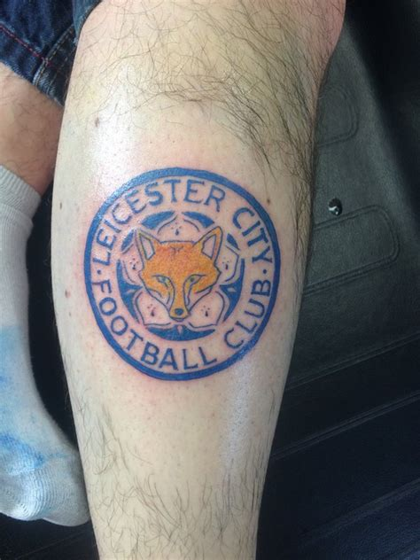 The Foxes Tattoo Thread Page 6 Leicester City Forum | the foxes tattoo thread page 2 leicester city forum