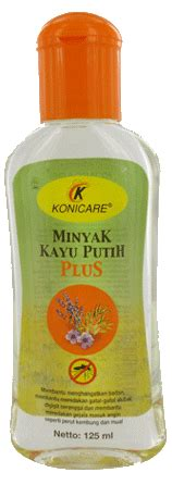 Konicare Minyak Kayu Putih 60ml 60 Ml konimex e store herbadrink kunyit asam sirih plus madu