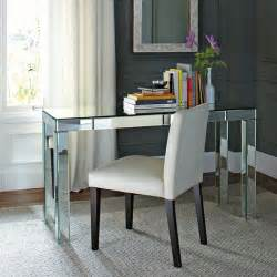 Small Mirrored Computer Desk 5 Stylish Writing Desks For A New School Year