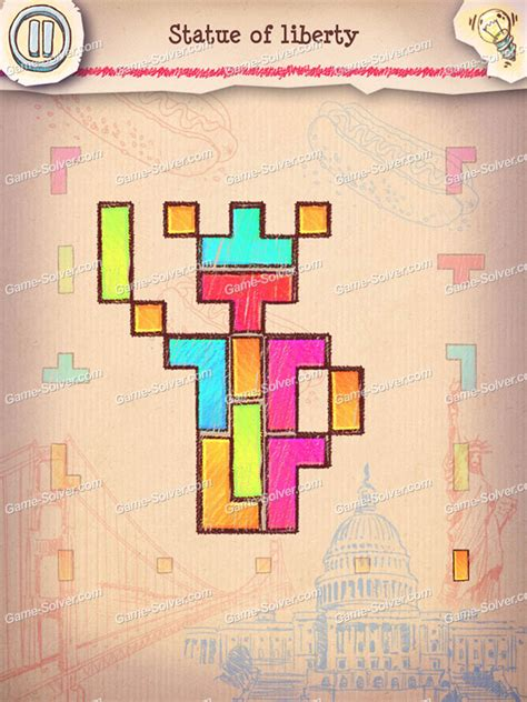 doodle fit 2 solutions doodle fit 2 statue of liberty solution solver