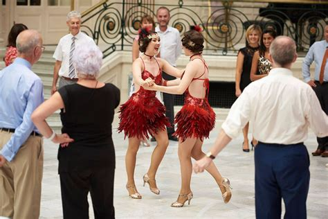 swing dancers for hire hire 1920s swing dancers great gatsby dancers 1920s